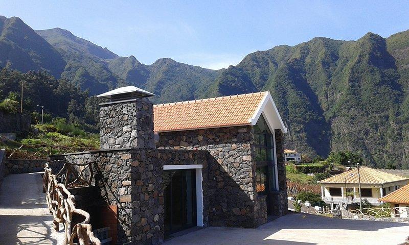 Refugio Da Xamusca - o alojamento local ideal para umas férias em família., location de vacances à Sao Vicente