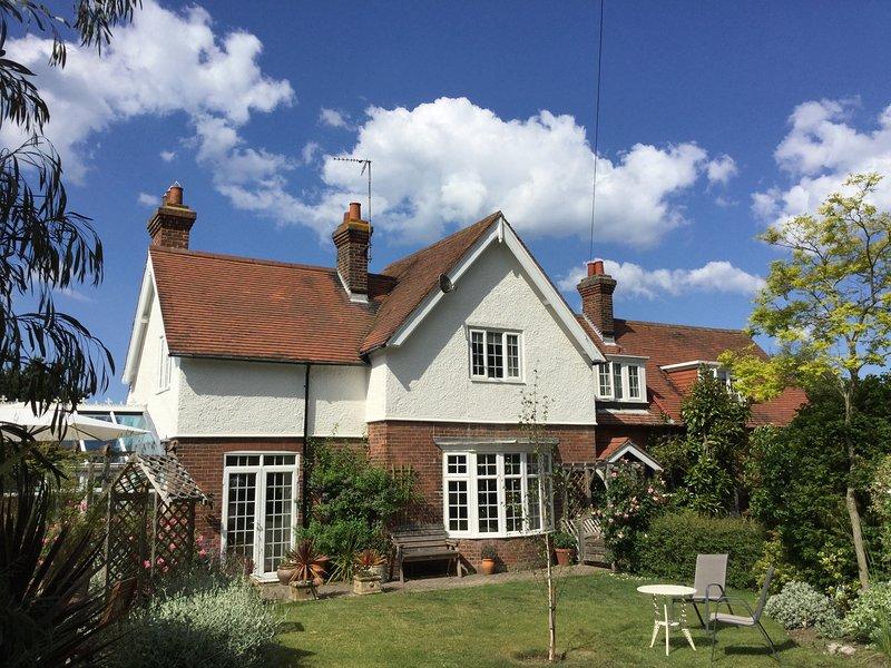 Magnolia Cottage, Sheringham, on the beautiful North Norfolk coast