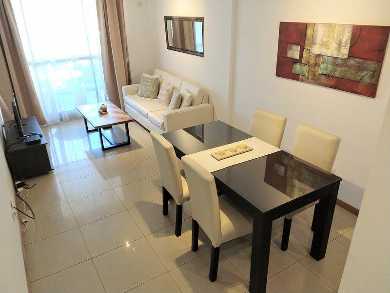 CABALLITO RESIDENCIAL, Apartamento de categoría, en la mejor zona del barrio, holiday rental in Luis Guillon