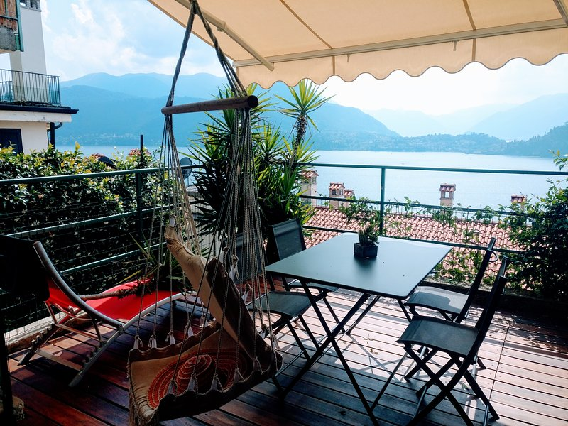 Amazing apartment with garden, vacation rental in Fiumelatte