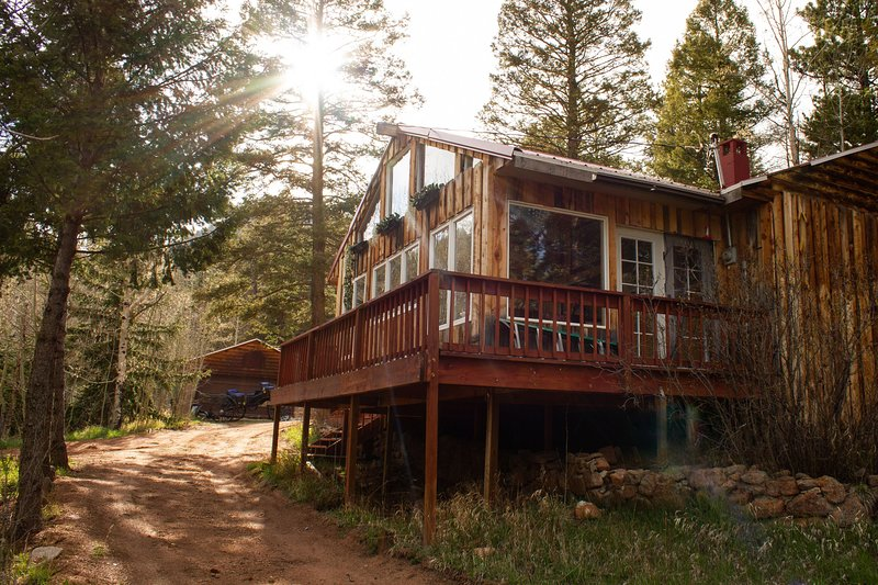 Old Stage Ranch Cabin, holiday rental in Fountain