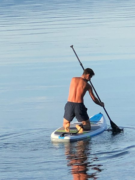 rent a kayak or paddle board