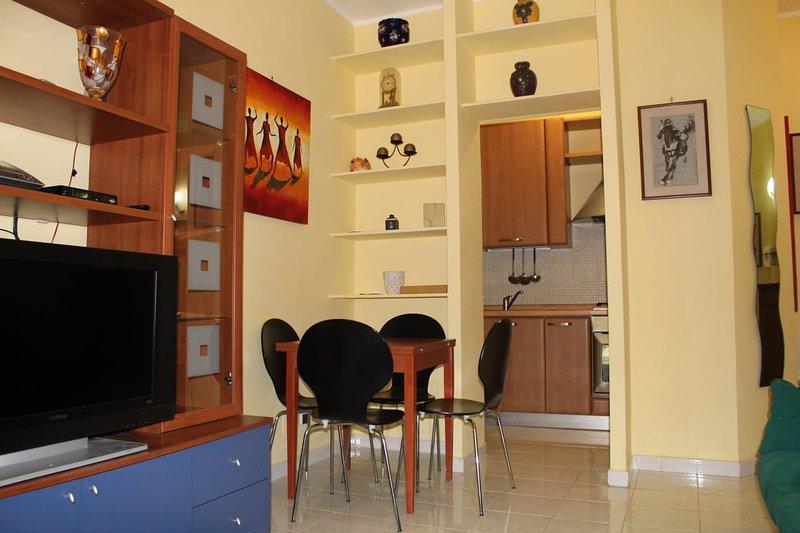 Casa PieRosa, graziosa. Accogliente e riservata, holiday rental in Ceccano