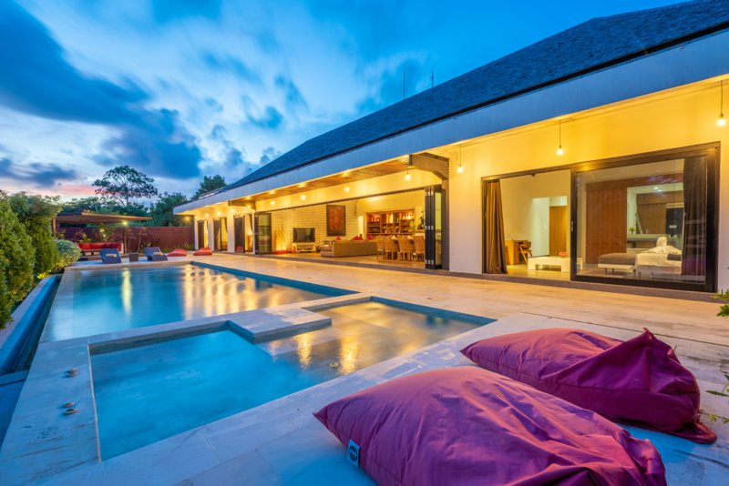 Luxury Villa Dore, vakantiewoning in Ungasan