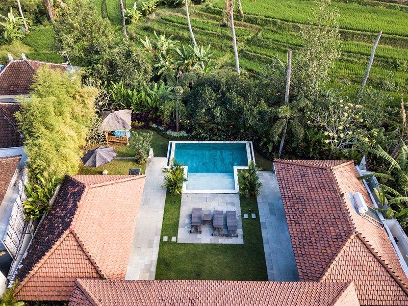 Private infinity pool Villa 3 Bedroom Canggu – semesterbostad i Buduk