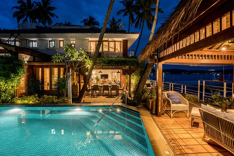 Villa Kinara by Vista Rooms, holiday rental in Marra