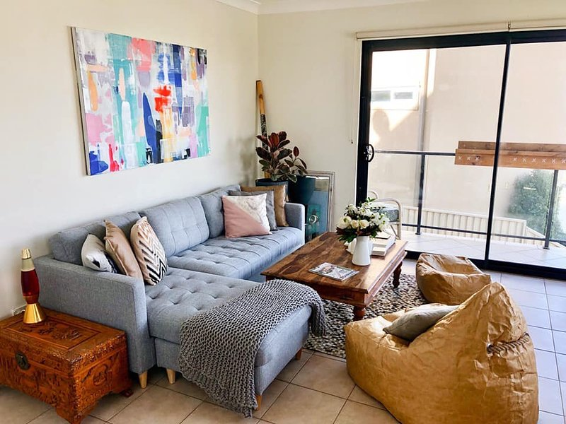 Creative Beach Pad, holiday rental in Maroubra