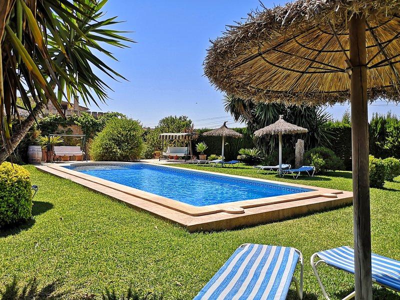 Ca'n Suau Filasop, vacation rental in Son Macia