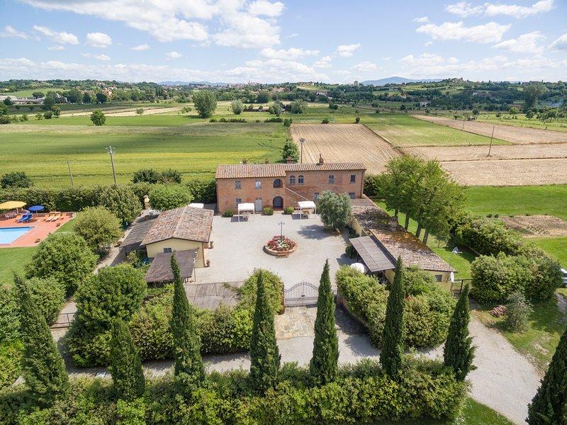 Agriturismo Casa Carlotta, location de vacances à Foiano Della Chiana