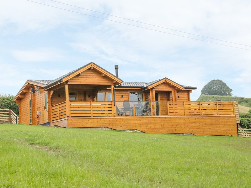 Manor Farm Lodges - Dragon Lodge, Newtown, vacation rental in Kerry