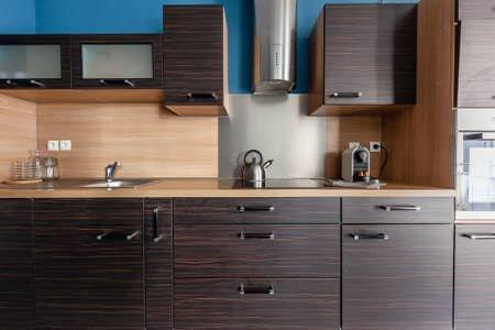 complete keuken met oven, inductie kookplaat, gastheer, koelkast, koffiezetapparaat en vaatwasser!