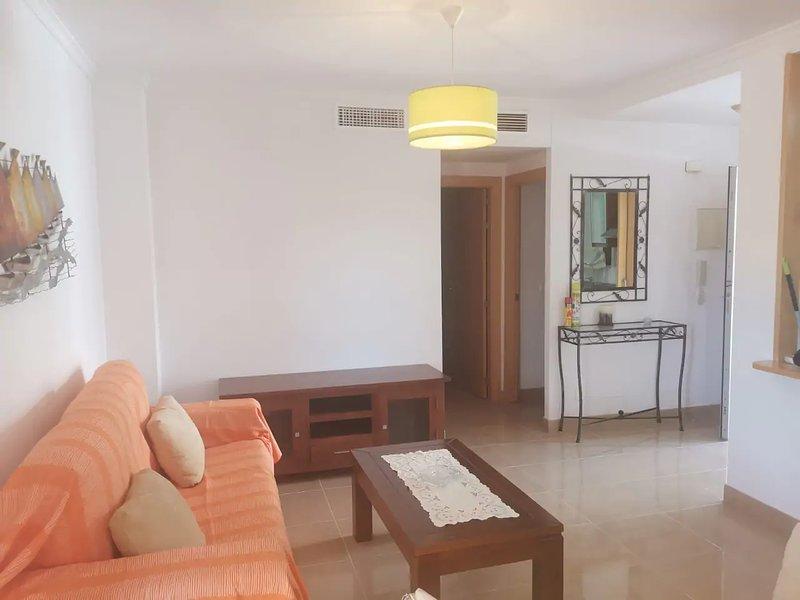 Spacious house in Vera, vacation rental in Cuevas del Almanzora