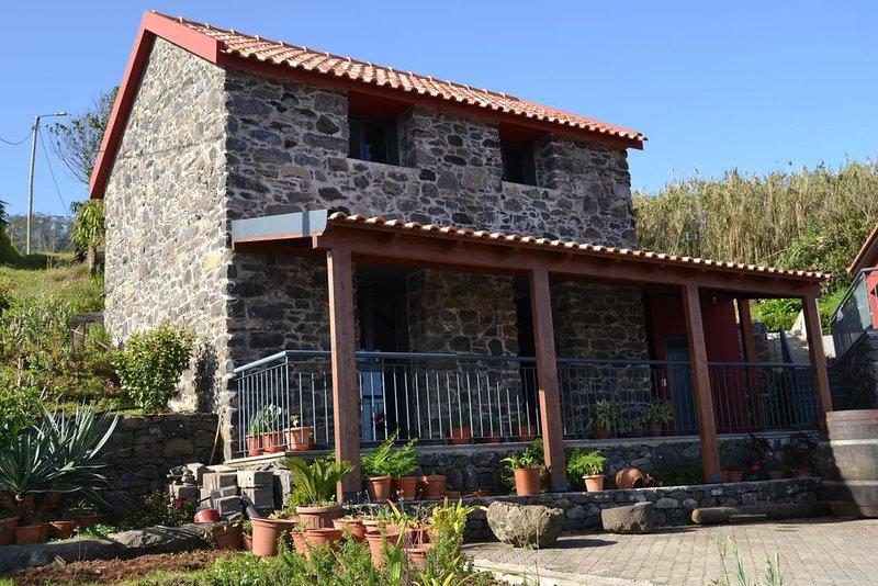 Reecantos do Castanheiro, holiday rental in Porto Moniz