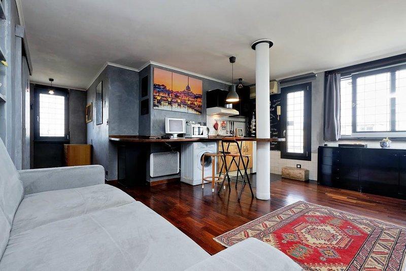 Amazing studio in Roma & Wifi, vacation rental in Cerreto Laziale