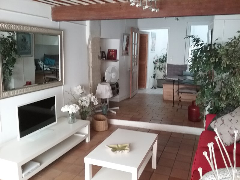 Au 10, vacation rental in L'Isle-sur-la-Sorgue