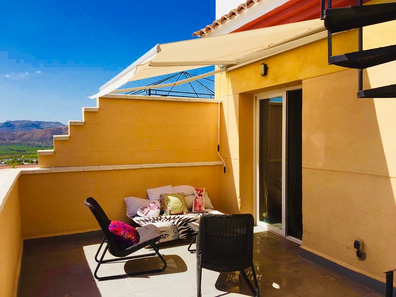 Beautiful studio near the beach, vacation rental in Cartama