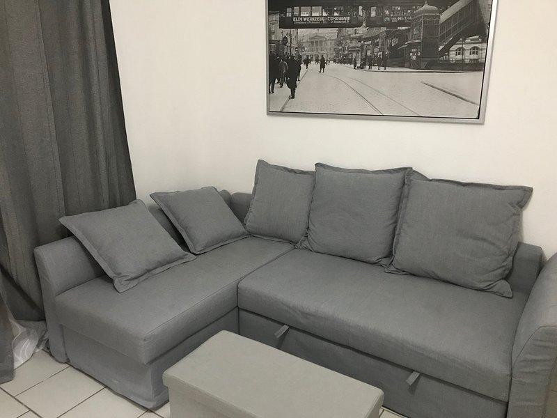 Möblierte 1 Zimmer Wohnung Appartement  in Wuppertal, alquiler vacacional en Wuppertal