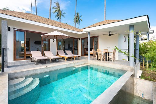 VILLA MALEE - ORCHID LIFE, holiday rental in Lamai Beach