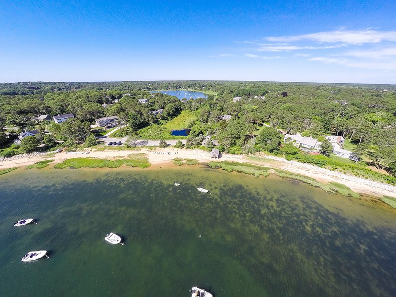 You could be here on beautiful Cape Cod and Chatham is the jewel of the Cape!