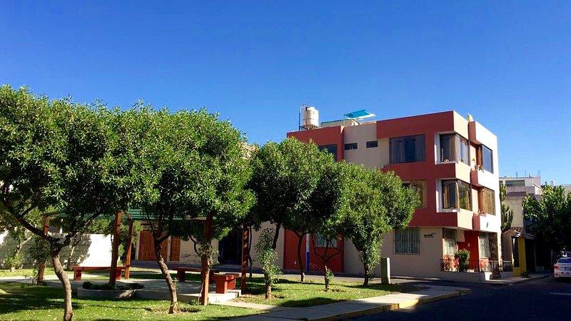 Casa amplia y acogedora, alquiler de vacaciones en Arequipa