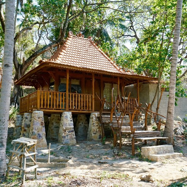 Alam Kita is a wonderful place to relax, rest and recharge, holiday rental in Karimun Jawa