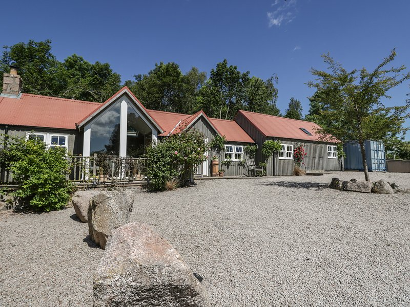 Drumhead Bothy, Aboyne, vacation rental in Wartle