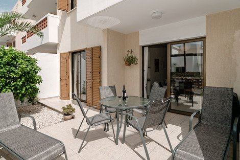 1 Bed Apartment - Georgos Complex (291), holiday rental in Geroskipou