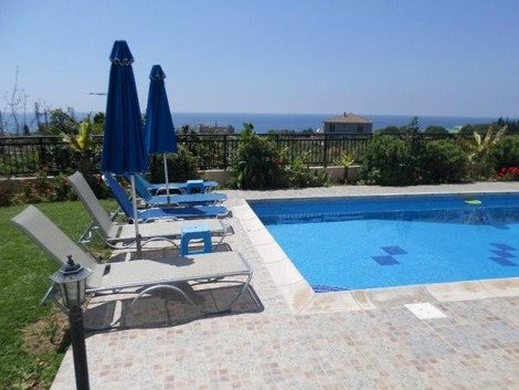 3 Bed Paphos Villas - Ellada One (211), holiday rental in Kissonerga
