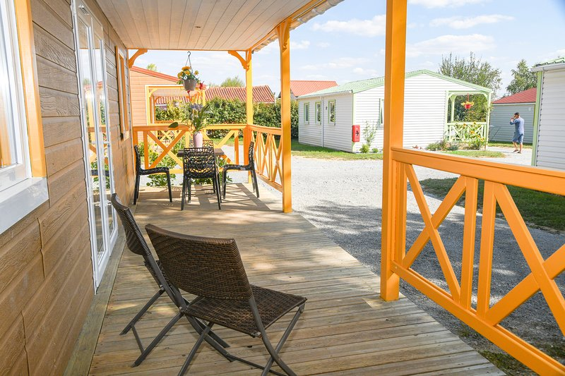 Nice house with pool access & Wifi, vacation rental in Sallertaine