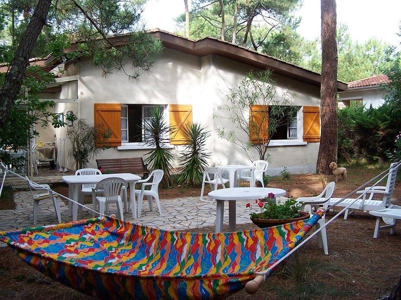 Beautiful house in Lège-Cap-Ferret, vacation rental in Cap-Ferret