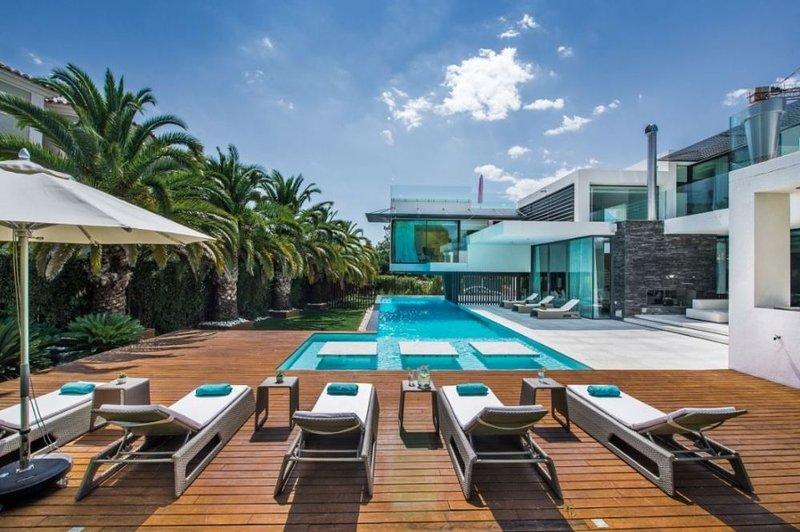 Villa Tiffany, holiday rental in Quinta do Lago