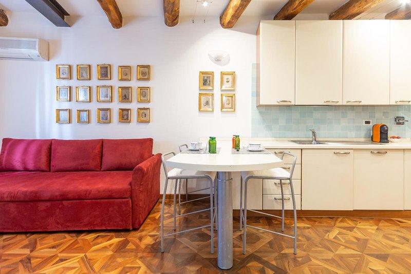 Falegnami Suites- Appartamento con Balcone, vacation rental in Monte San Pietro