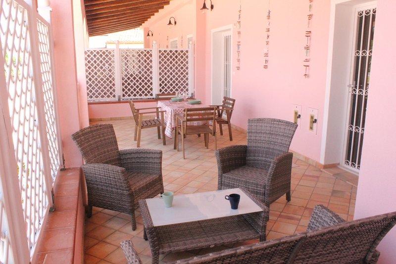 ACHEI Resort 'Hera', holiday rental in Citta Giardino