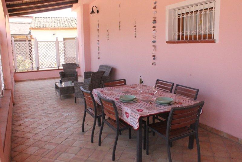 Achei Resort 'Pandora', holiday rental in Priolo Gargallo