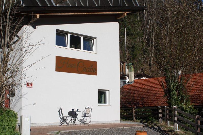Haus Cäcilia, location de vacances à Innsbruck