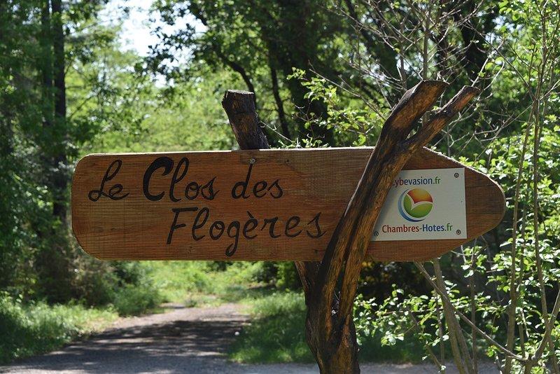 Le Clos des Flogères Chambres d'Hôtes de charme, holiday rental in Joannas