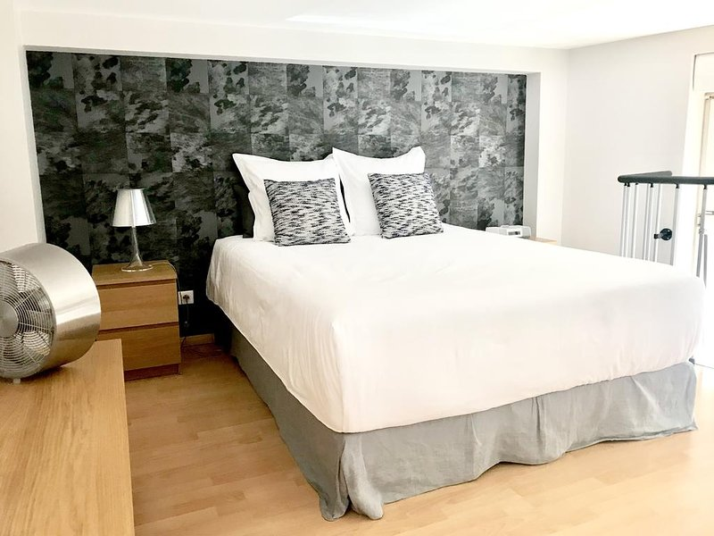 La Noctambulle,  REIMS CATHEDRALE CLIMATISE, holiday rental in Marne