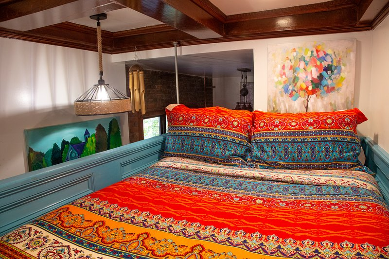 The Bohemian Delights, holiday rental in New York City