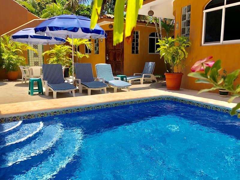 #4 Casitas La Fe, vacation rental in Puerto Escondido