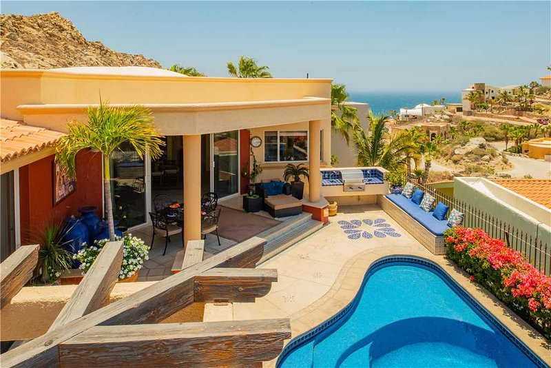 Lovely Home 1 Mile from Beach & Downtown at Villa Ladrillo!, holiday rental in Cabo San Lucas