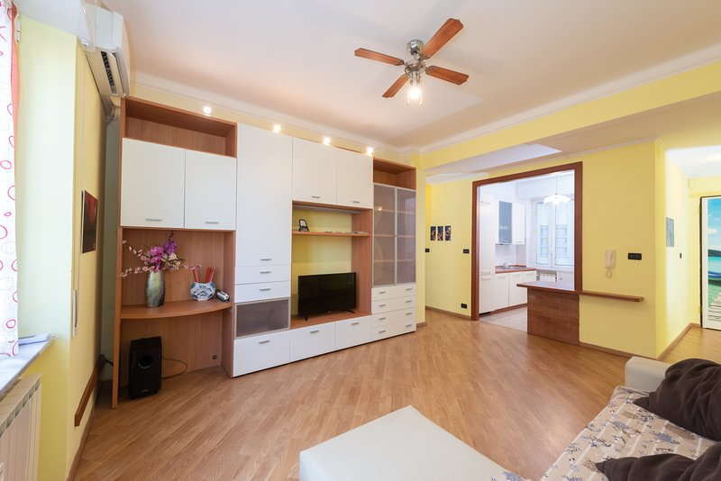 Debba Family Apartment, casa vacanza a Savignone