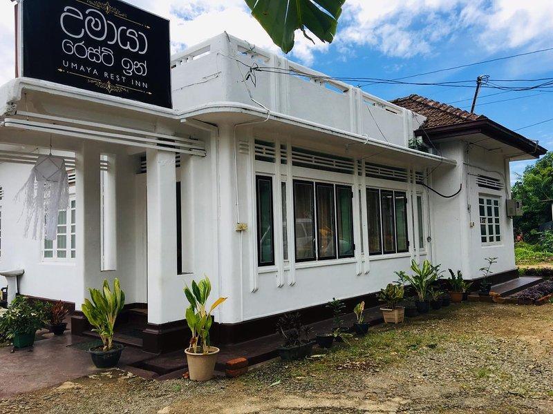 Umaya Rest Inn, vakantiewoning in Belihuloya