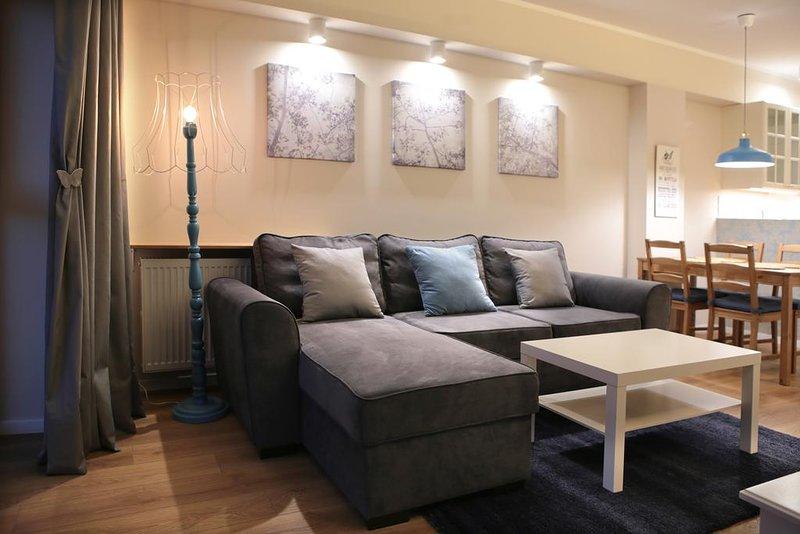 Super-Apartamenty VIP Vintage, vacation rental in Oborniki