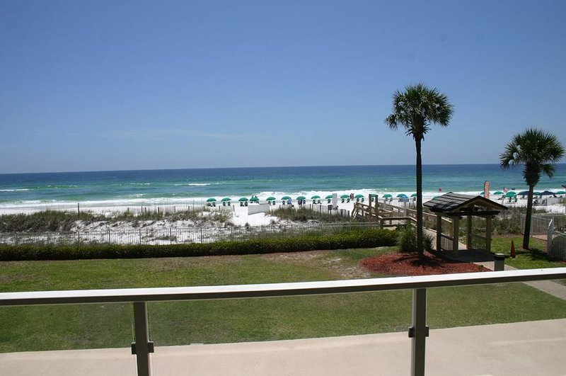 Sterling Sands Rental 102 Direct Beachfront View