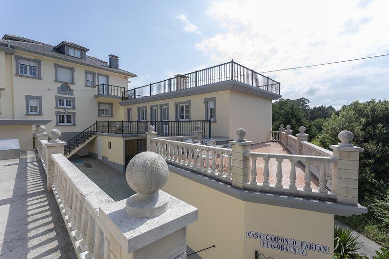 Alojamiento turístico rural en plena naturaleza y cercano a las mejores playas, holiday rental in El Franco Municipality