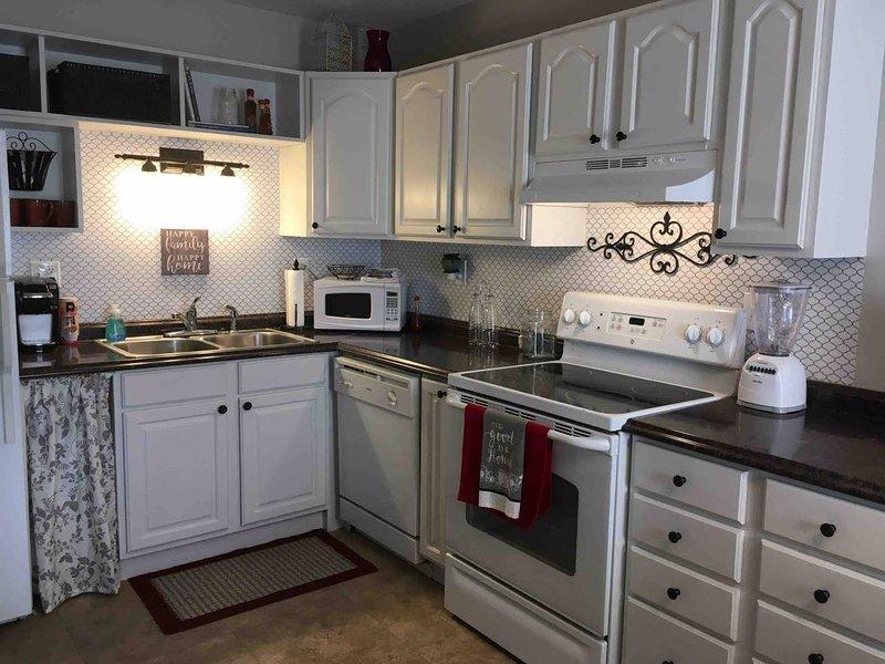 Charming Duplex nestled near Historic Lebanon, holiday rental in Liberty Township