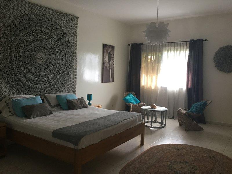 Résidence wade la bohème, holiday rental in Guereo