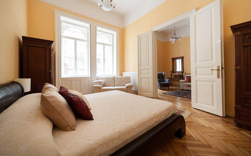 Hunyadi House Budapest, alquiler vacacional en The Republic of Zubrowka