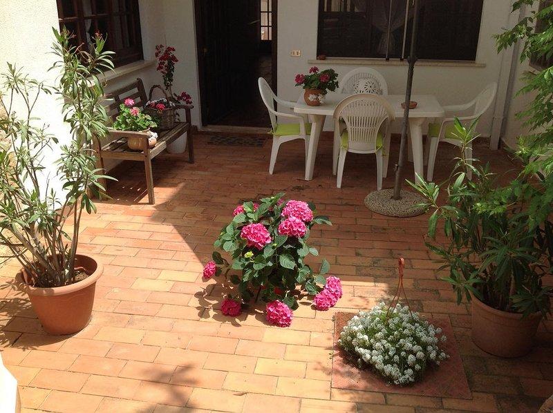 Villa Maria, holiday rental in Mondello