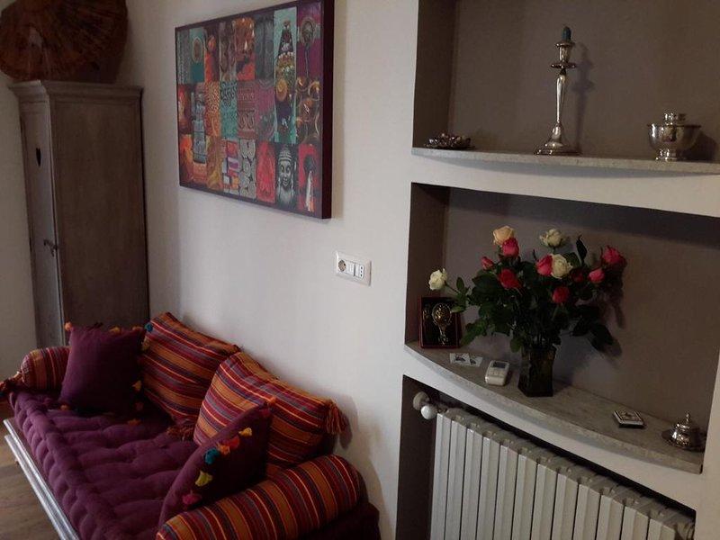 Beautiful property in Salerno, casa vacanza a Capezzano Inferiore